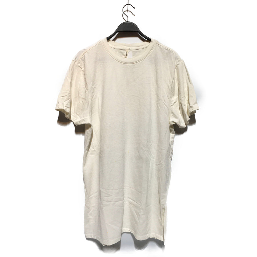 FOG ESSENTIALS//T-Shirt/M/WHT/Cotton/Plain