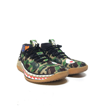 Adidas/US9.5/Low-Sneakers/MLT/Others/Camouflage