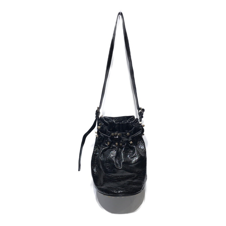 Alexander Wang/Alexander Diego Bucket Bag/Cross Body Bag/BLK