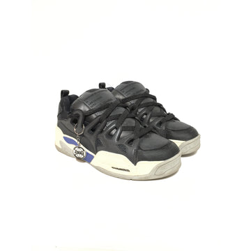 UNDER ARMOUR/US11/SRLO/Low-Sneakers/BLK/Others/Plain