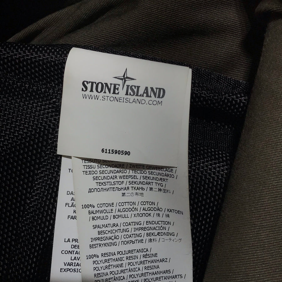 STONE ISLAND//Backpack//ORN/Others/All Over Print