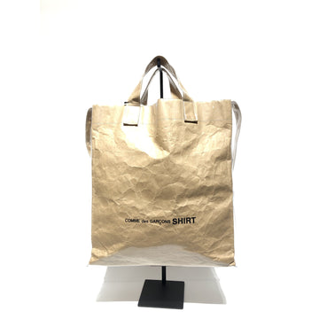 COMMEdesGARCONS COMMEdesGARCONS//Tote Bag/KHK/Nylon/Plain