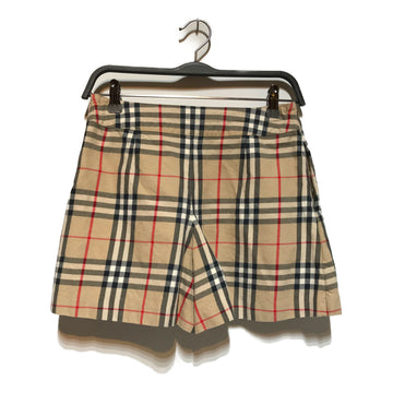 BURBERRY LONDON//Skirt/160A/MLT/Cotton/Stripe