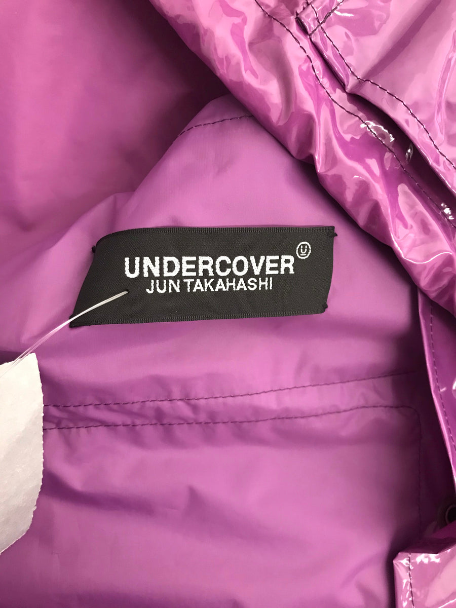 UNDER COVER//Jacket/3/PPL/Others/Plain