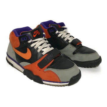 NIKE SB/SB AIR TRAINER DAWN OF THE DEAD/Low-Sneakers/US11.5/MLT/Others/Plain
