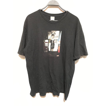 Supreme/XL/T-Shirt/BLK/Cotton/Graphic