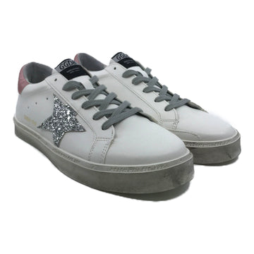 GOLDEN GOOSE//Low-Sneakers/43/WHT/Others/Plain