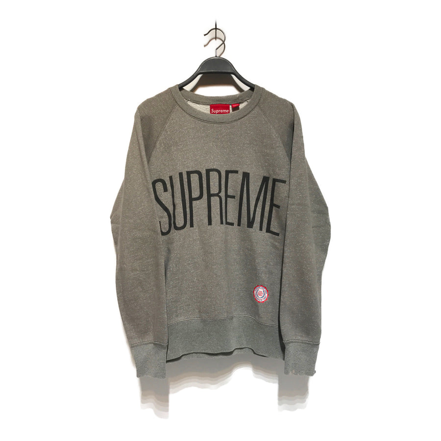 Supreme/COLLEGIATE/Sweatshirt/S/Cotton