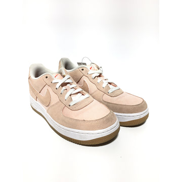 NIKE/8/Low-Sneakers/PNK/Suede/Plain