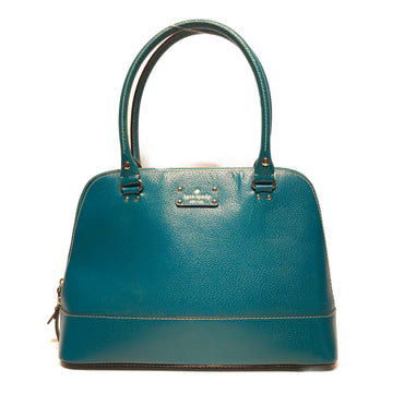 kate spade new york//Hand Bag//BLU/Leather/Plain