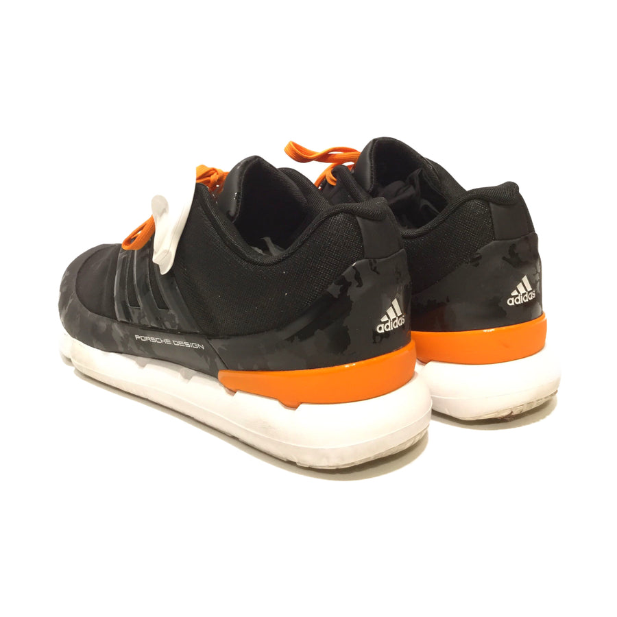 Adidas/PORCSHE DESIGN/Low-Sneakers/10.5/BLK/Others/Plain