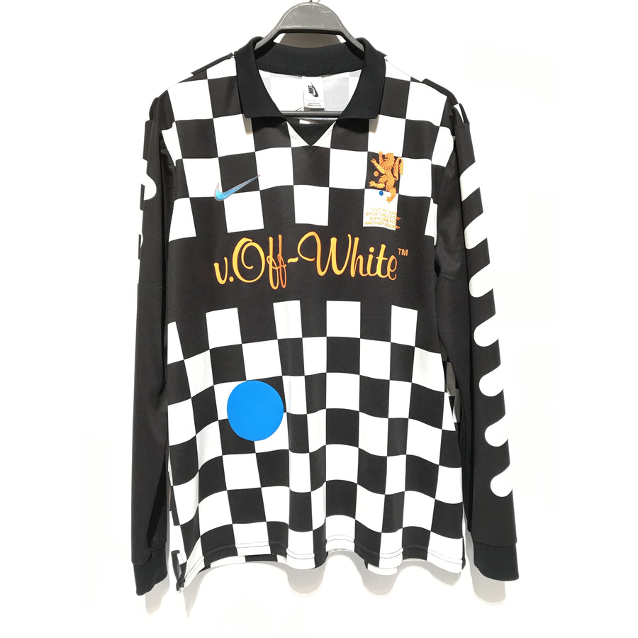 OFF-WHITE/L/Polo Shirt/BLK