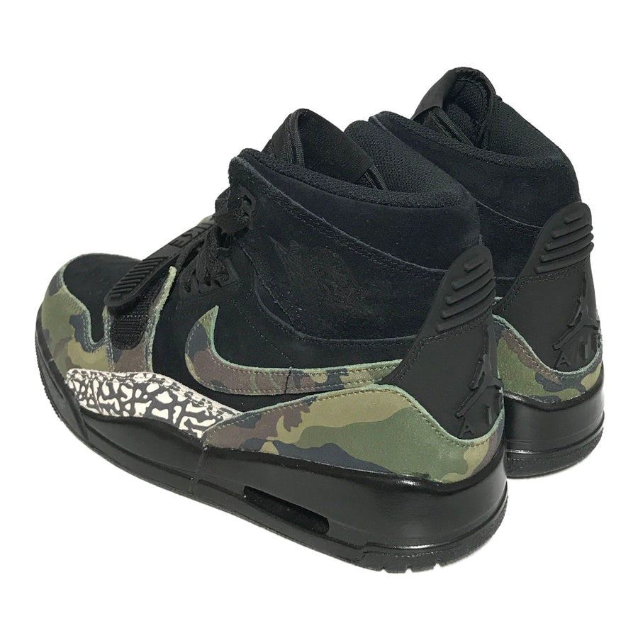 Jordan/LEGACY/Hi-Sneakers/8/MLT/Others/Camouflage