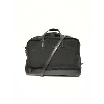 TUMI//Briefcase/BLK/Nylon/Plain