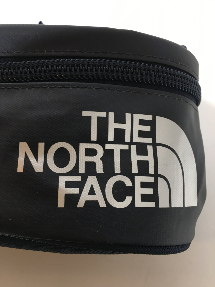 THE NORTH FACE/Fanny Pack/NVY/Nylon/Plain