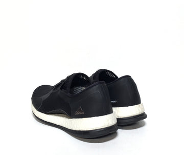 Adidas/7/Low-Sneakers/BLK/Cotton/Plain