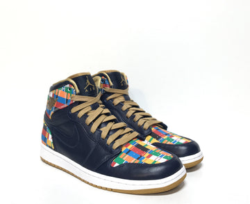 NIKE/9.5/Hi-Sneakers/MLT/Others/All Over Print