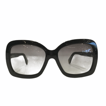 DOLCE&GABBANA//Sunglasses//BLK/Celluloid/Plain