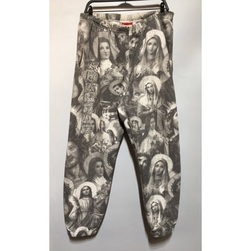 Supreme/M/Pants/MLT/Cotton/All Over Print