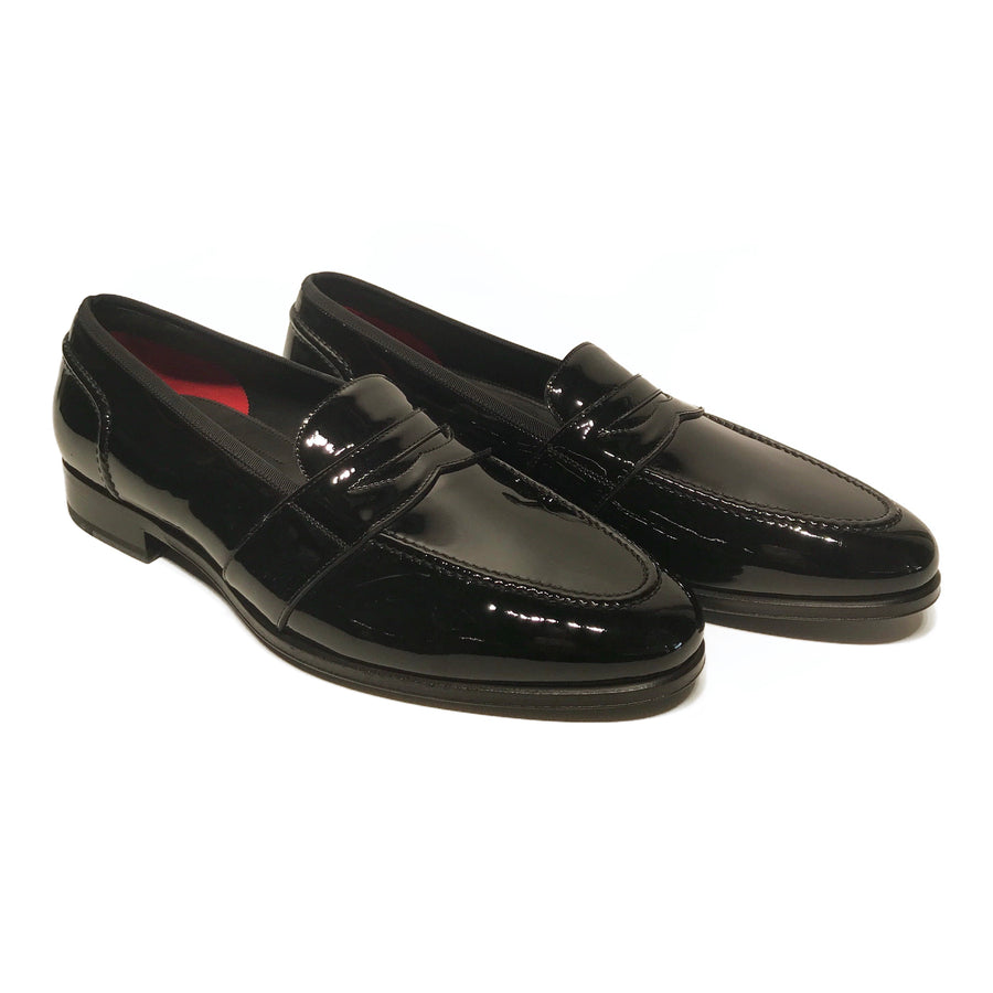 TOM FORD//Loafers/10/BLK/Others/Plain