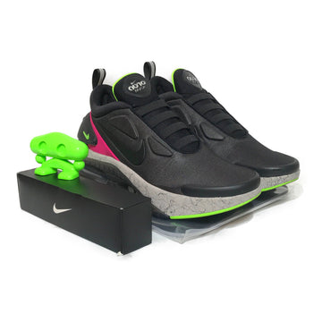 NIKE/ADAPT/Low-Sneakers/US9/BLK/Others/Border