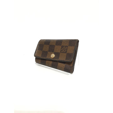 LOUIS VUITTON/./Key Case/BRW/Others/All Over Print