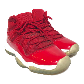 Jordan/AIR JORDAN 11 RETRO GS 'WIN LIKE '96'/Hi-Sneakers/US5.5 Y/RED/Others/Plain
