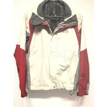 THE NORTH FACE/S/Windbreaker/RED/Nylon/Plain