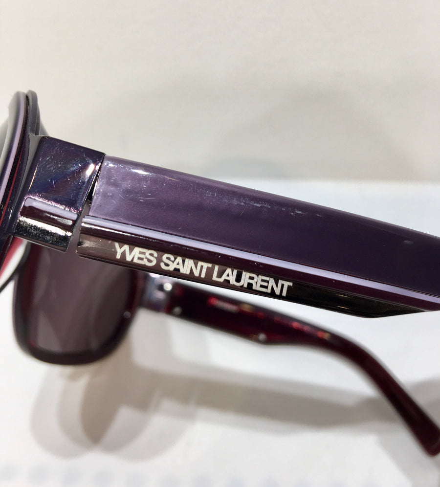 YVES SAINT LAURENT//Sunglasses/PPL