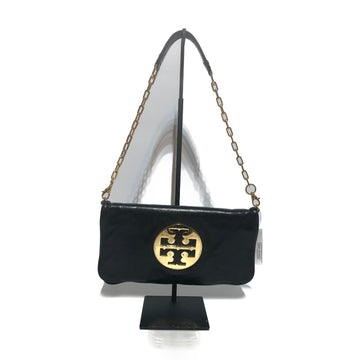 TORY BURCH//Hand Bag//BLK/Leather/Plain