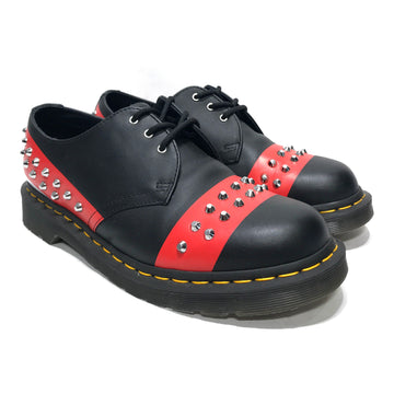 Dr.MARTENS//Shoes/US12/BLK/Leather/Plain