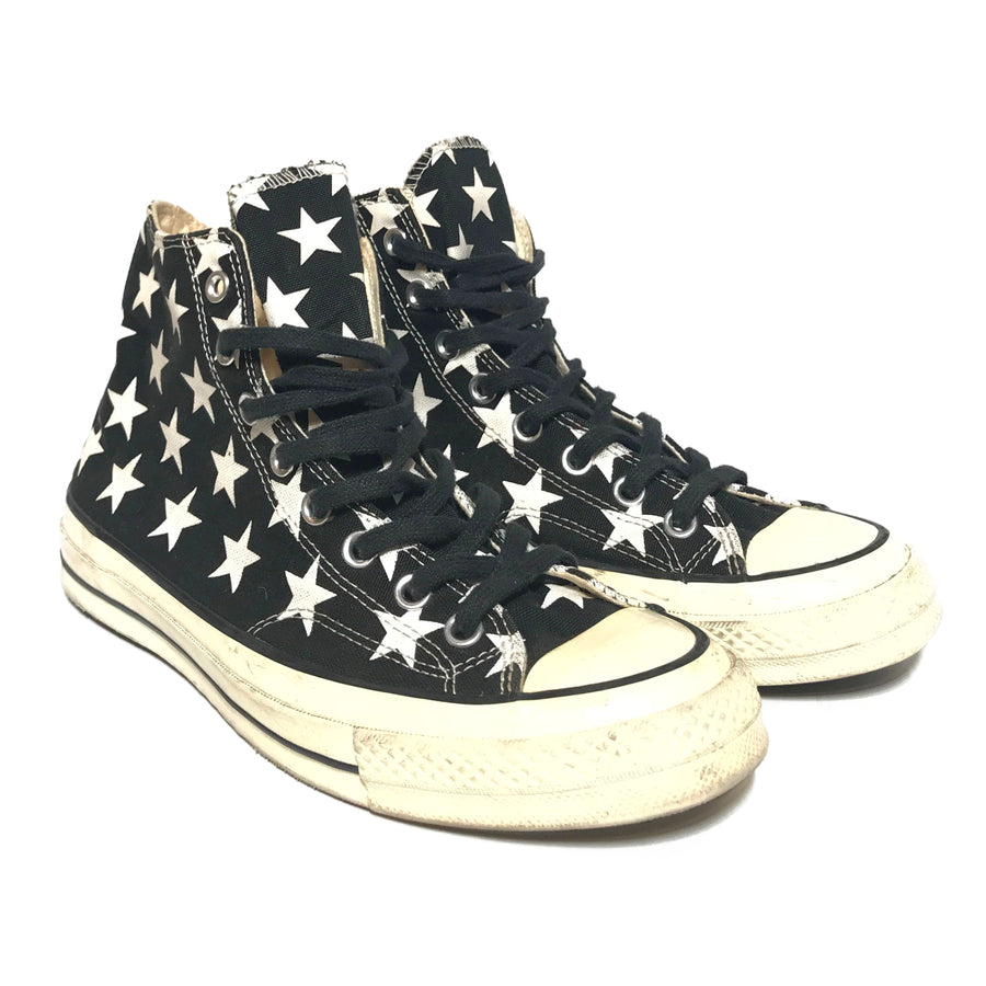 CONVERSE//Hi-Sneakers/US8.5/MLT/Cotton/All Over Print