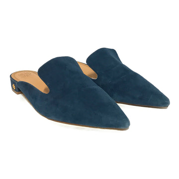 TORY BURCH/SLIP ON/Dress Shoes/10.5/BLU/Others/Plain