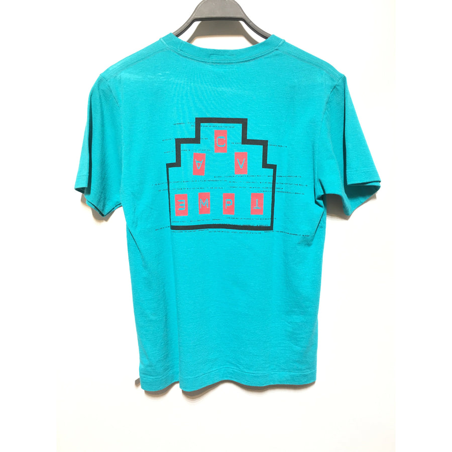 C.E/T-Shirt/S/Cotton/BLU