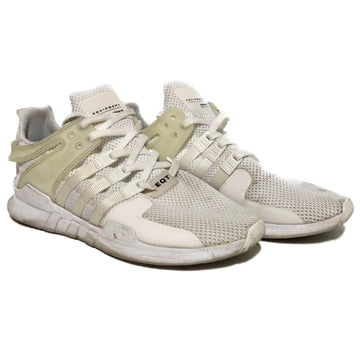 Adidas/EQUIPMENT/10.5/Low-Sneakers/WHT/Others/Plain