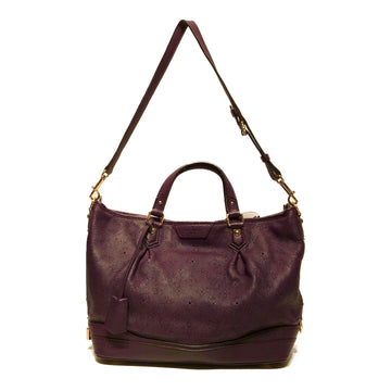LOUIS VUITTON/MONOGRAM PURPLE/Bag//PPL/Leather/Plain