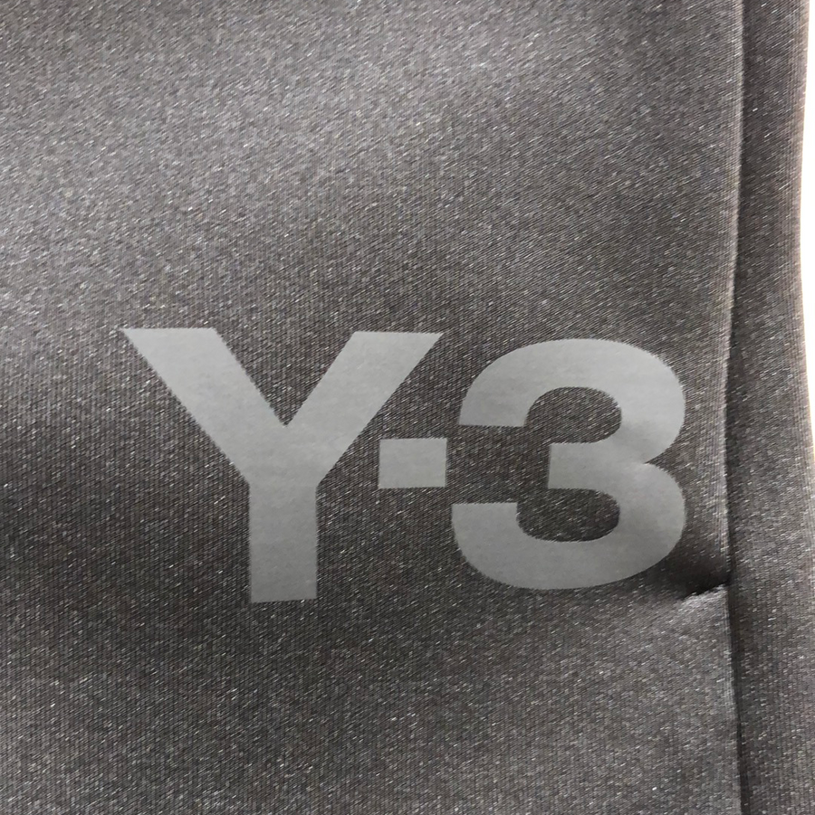 Y-3/Coat/polyester/BLK/plain