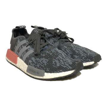 Adidas/BOOST/Low-Sneakers/US7.5/GRY/Cotton/Plain