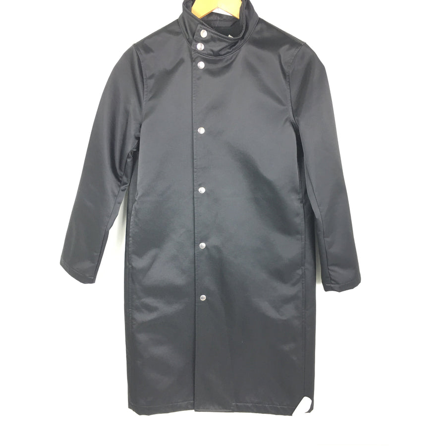 HYKE/Coat/1/Nylon/BLK