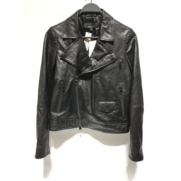 J BRAND/M/Leather Jkt/BLK/Leather/Plain