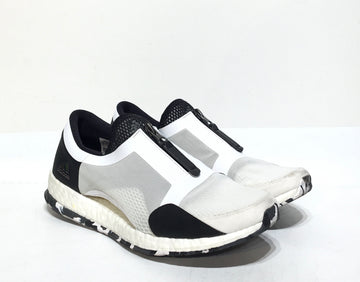 Adidas/7/Low-Sneakers/WHT/Cotton/Plain