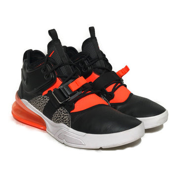 NIKE/AIR FORCE 270/Low-Sneakers/US10.5/BLK/Others/Plain