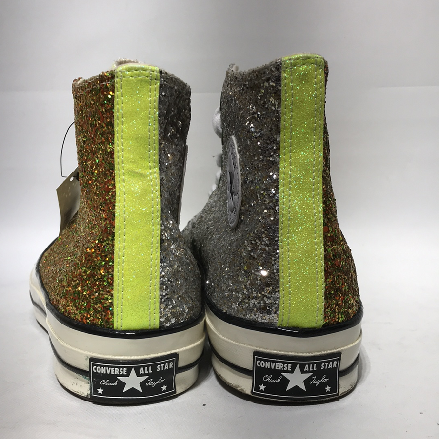JW ANDERSON(J.W.ANDERSON)/X CONVERSE/Hi-Sneakers/10.5/MLT/Others/Glitter