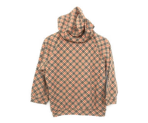 BURBERRY BLUE LABEL/Hoodie/M/CML/Plaid