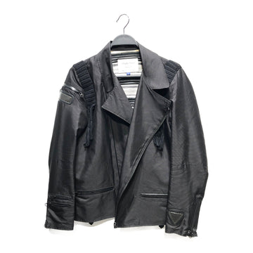 UNDER COVER//Jacket/US3/BLK/Others/Plain