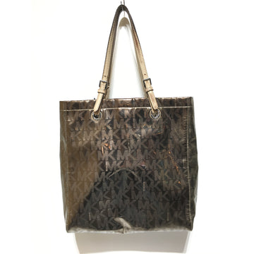 MICHAEL MICHAEL KORS//Tote Bag/GRY/Others/Monogram