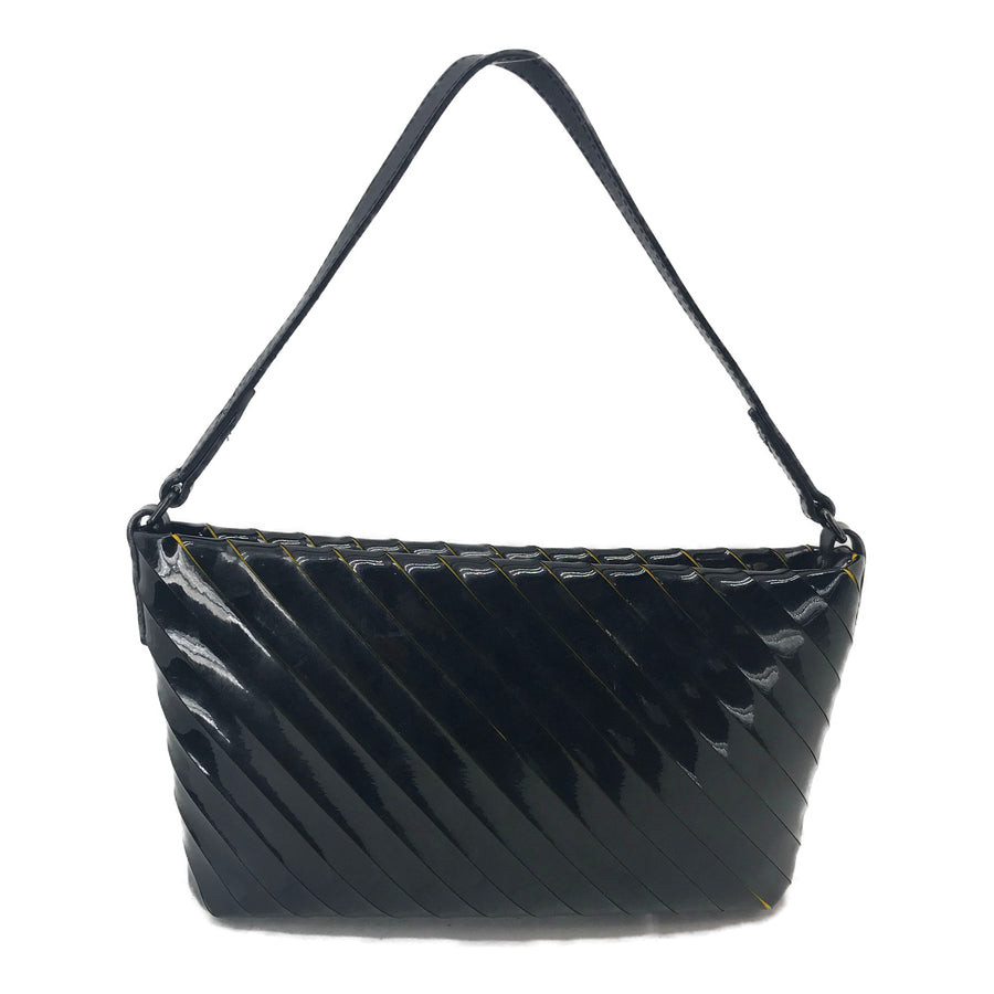 PLEATS PLEASE ISSEY MIYAKE//Hand Bag/-/BLK/Others/Stripe