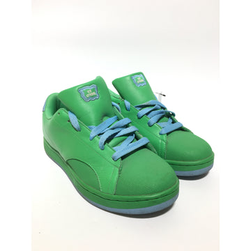 BILLIONAIRE BOYS CLUB/10/Low-Sneakers/GRN/Others/Plain