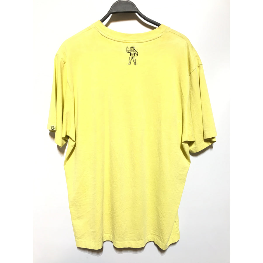 BILLIONAIRE BOYS CLUB/XL/T-Shirt/YEL/Cotton/Plain