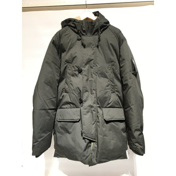 Toboggan//XXL/Coat/GRN/Nylon/Plain